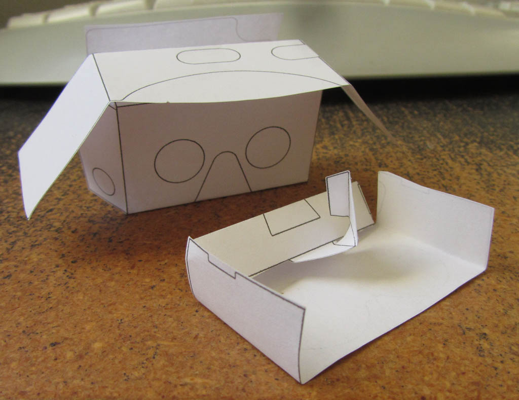 Google Cardboard for Nexus 7 Notes | Clintons Blog